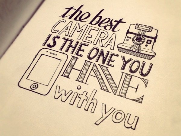 Hand Lettering Quotes #lettering