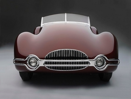 1948 Buick Streamliner by Norman E. Timbs 6 #concept #car #1948