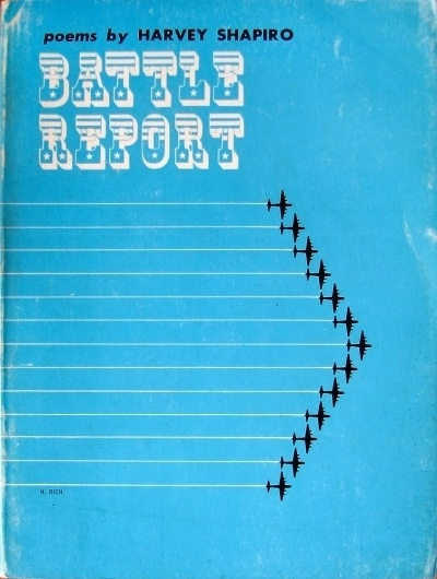 Battle Report #airplane #design #graphic #cover #illustration #poems #magazine