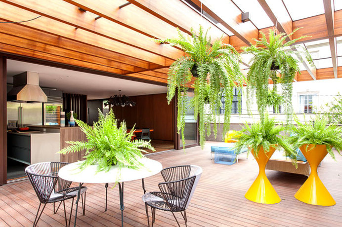 Casa IV in Sao Paulo casa iv 1 #house #dream #home #architecture #outdoor