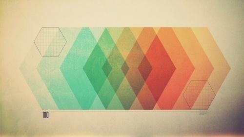 ardilla #colors #geometry #gradient