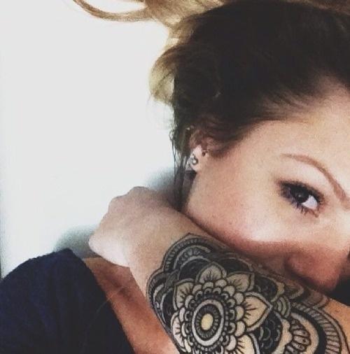 Tumblr #tumbler #tattoo #arm