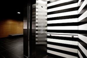 SEGD White Stripes #display #white #black #and