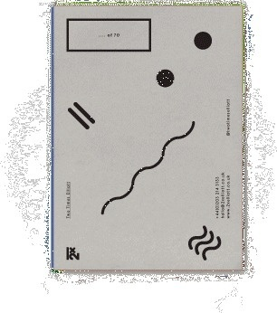 Two Times Elliott Postcard Set on the Behance Network #promotional #postcards