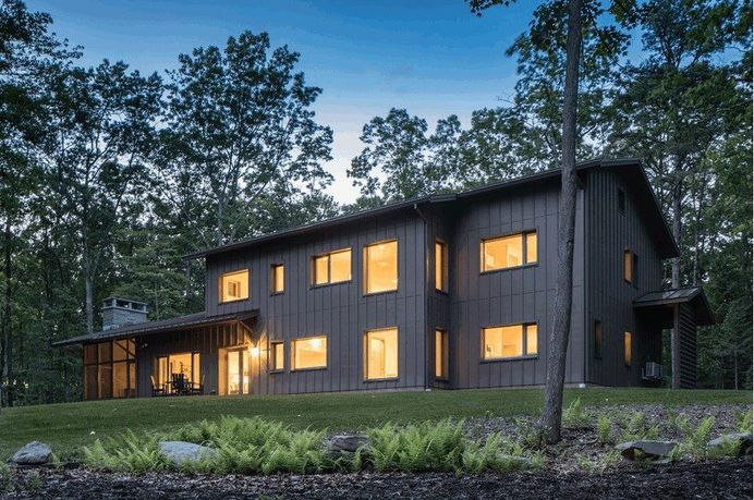 Keffer Passive House by Richard Pedranti Architect 11