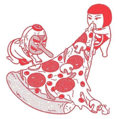 The Works of Kimiaki Yaegashi #yaegashi #illustration #kimiaki #art