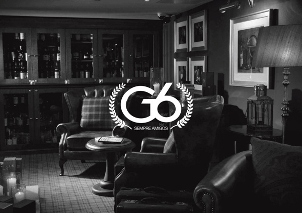 G6 on Behance #branding #g6 #whisky #sempre #amigos #friends