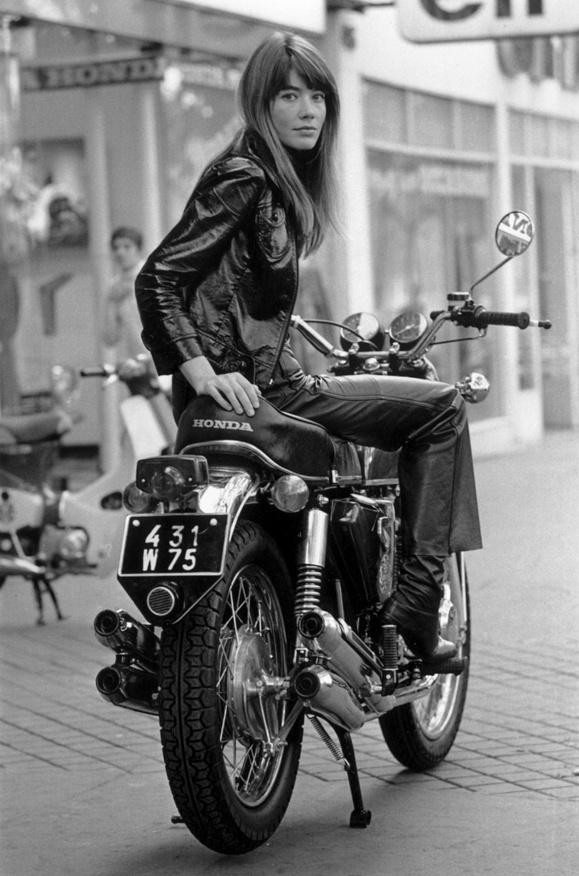 Women We Love: Françoise Hardy   Huckberry #hardy #women #franã§oise #beautiful