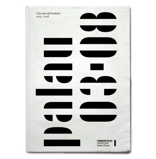 fascination of simplicity #cover #typography