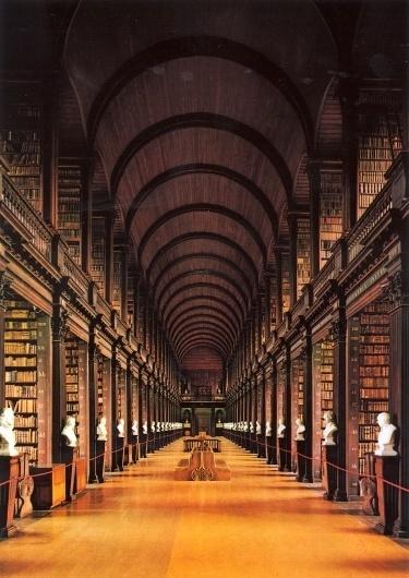 longroom.jpg (JPEG Image, 824x1162 pixels) #libraries #architecture #college #trinity