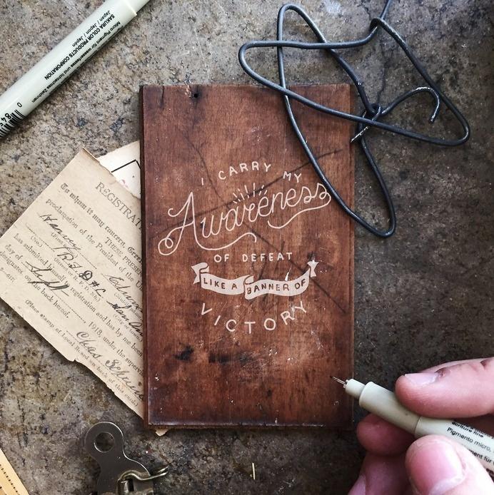 1924us: Branding and Pessoa - 1924 http://inspire.neuetoyou.com/ #typography #handlettering #hand #pen