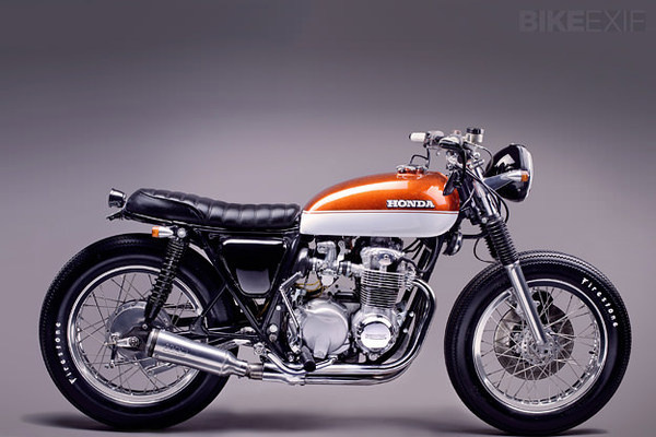 Honda CB550 #cafe #moto #honda