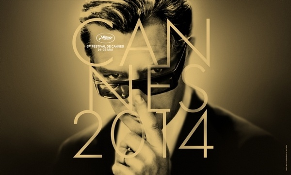 Cannes 2014 Poster | Movie Galleries | Empire #classic #design #cinema #poster #layout #typography