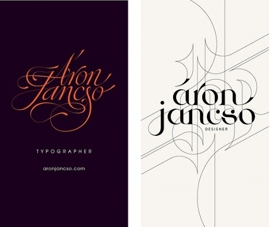 Typography Artists Inspiration #1 | OTHER FOCUS