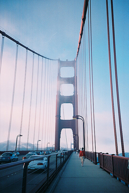 Likes | Tumblr #sky #san #fransisco #bridge #crayon
