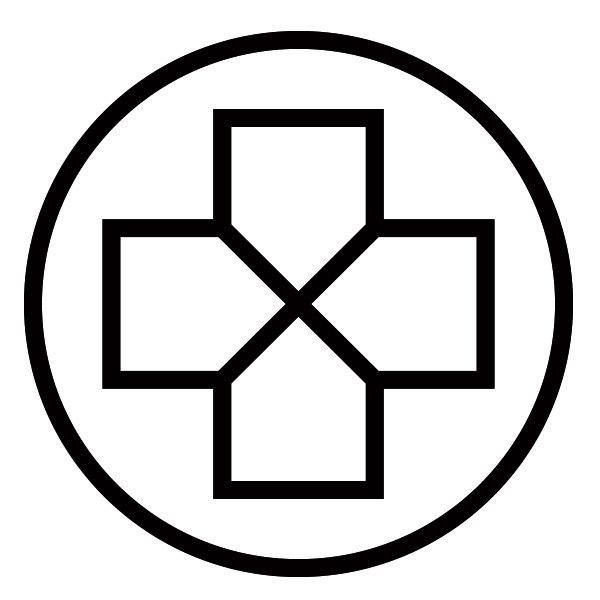 vhl #cross #logo #house