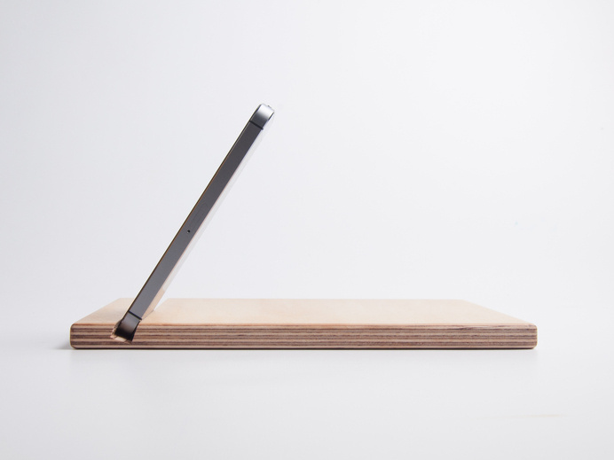 Groove Tablet by Bee9 #iphone #design #dock #minimal