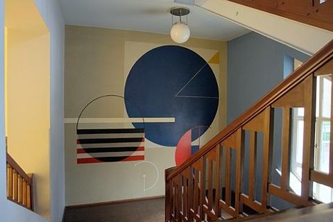 FFFFOUND! | Galleries / Typography / Bauhaus - Herbert Bayer: Circles | Fubiz™ #abstract