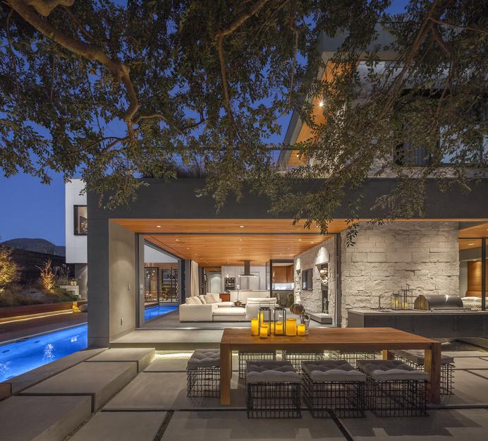 Acacia House Hunter Leggitt Studio