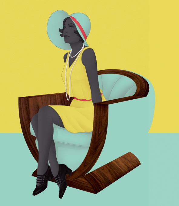 Jack Hughes Illustration #50s