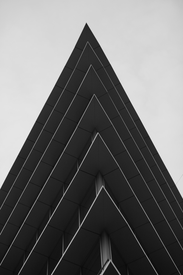 World Trade Center on Behance #world #photography #architecture #building #shoot #blackandwhite