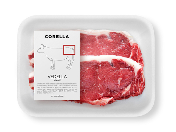 Fauna Corella 1 #packaging