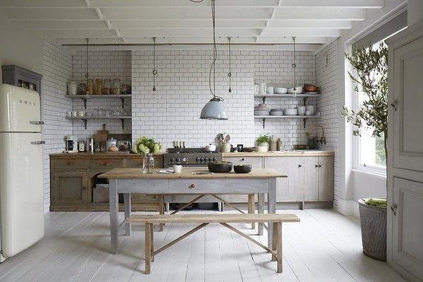 desire to inspire desiretoinspire.net #interior #kitchen #white