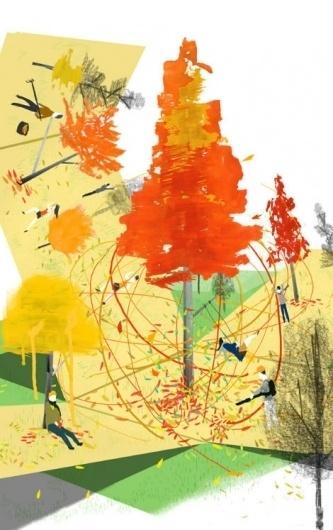 grain edit · Jon Han #illustration #han #jon