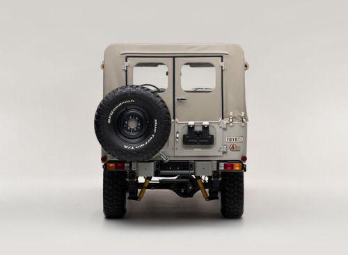 "henrycaird: ""Toyota FJ45 | FJ Company """