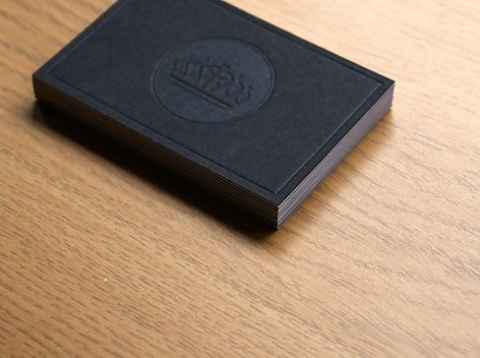 Lovely Stationery | Curating the very best of stationery design | Page 8 #embossing #business #card #identity #finsihing