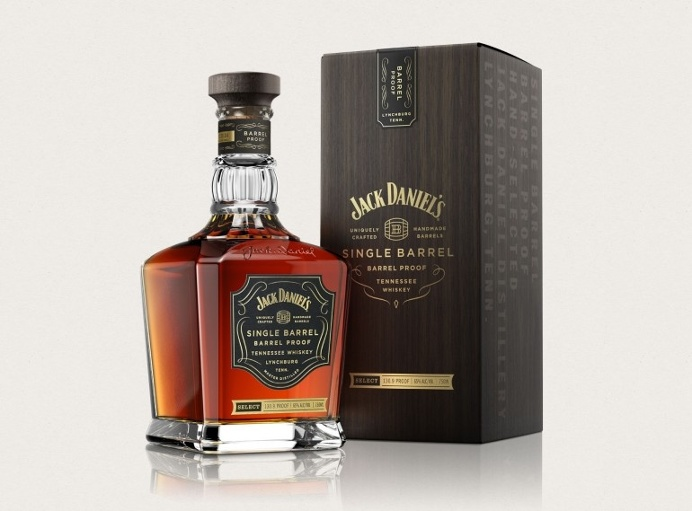 Jack Daniel's Barrel Proof Whiskey