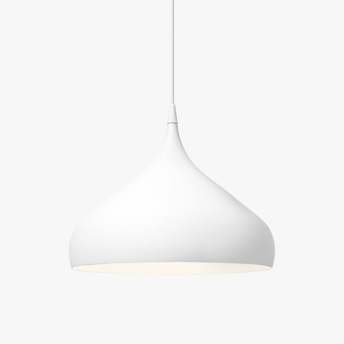 Spinning BH2 by LAYER for &Tradition. #pendantlamp