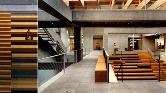 WANKEN - The Blog of Shelby White » Wieden + Kennedy Portland Oregon Office #office #portland #architecture #kennedy #wieden