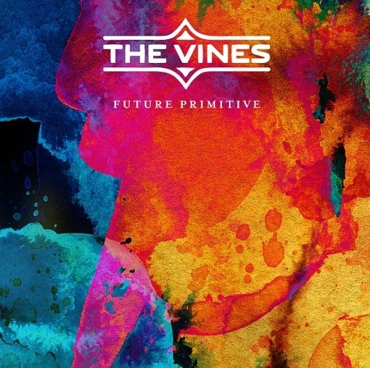 THE VINES - FUTURE PRIMITIVE - Leif Podhajsky #music #cover #album