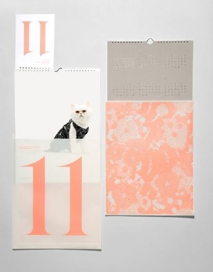 Studio Lin — High-res Special | September Industry #soft #calendar #cat