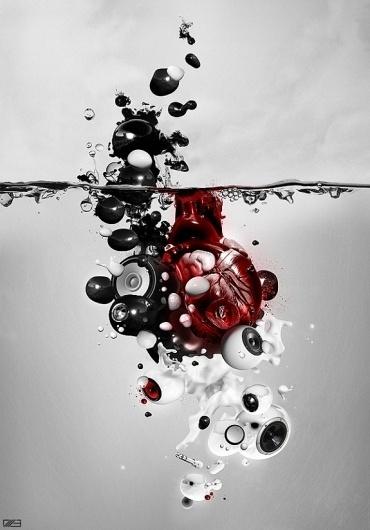 FYI Monday: Amazing Digital Art by Michal Sycz #digital #michal #sycz
