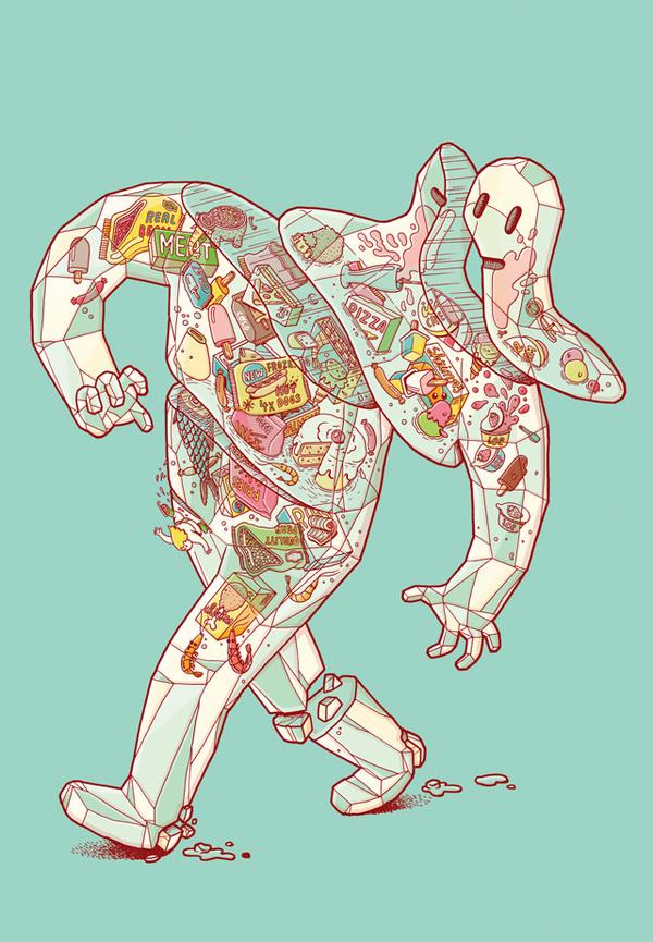 What'sInside? #inside #illustration #brosmind #whats