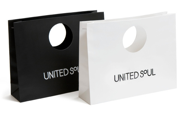 United Soul Projects A Friend Of Mine #packaging #bag