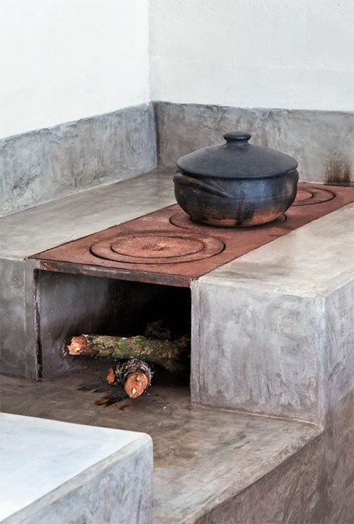 concretestove.jpg #interior #design #decor #deco #decoration