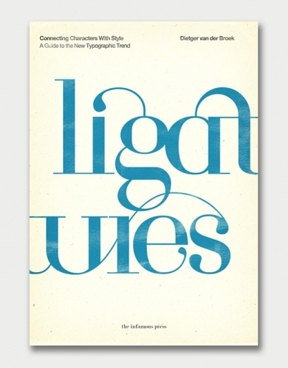 Book cover #typography