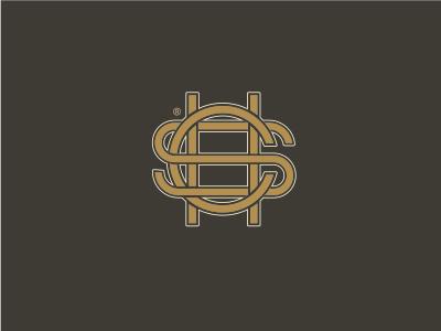 SCH #monogram #pictogram #type #logo #logotype #design #graphicdesign #blaue21