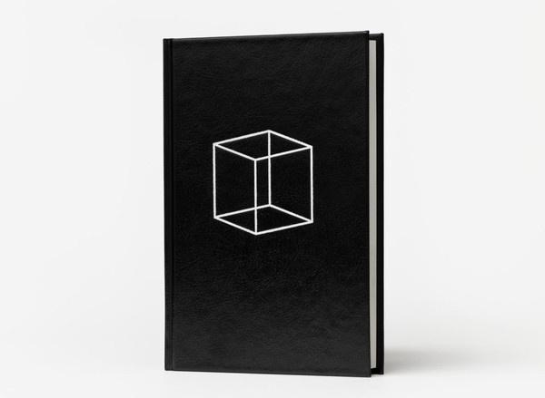 Daniel Carlsten Tabula Rasa Hotels #modern #design #book #cover #illustration #minimal