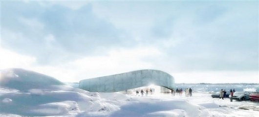 BIG Wins Competition to Design Greenland's New National Gallery - eVolo | Architecture Magazine