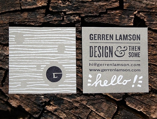 Gerren Lamson · Multi-discipline Designer · lllustrator · Austin, TX #lamson #gerren