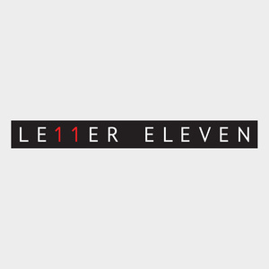 Le11er Eleven logo | Swizzle Collective