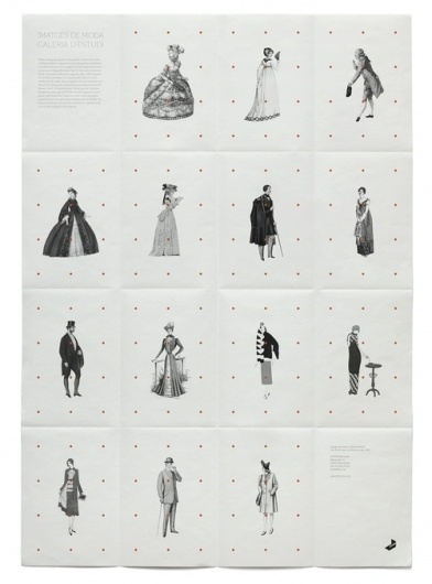 ★Baubauhaus. #fashion #poster #clothes