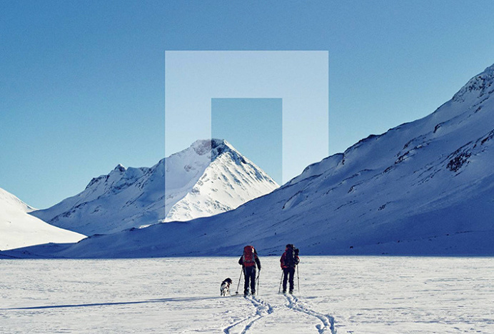 Norway's National Parks by Snøhetta #logo #photography