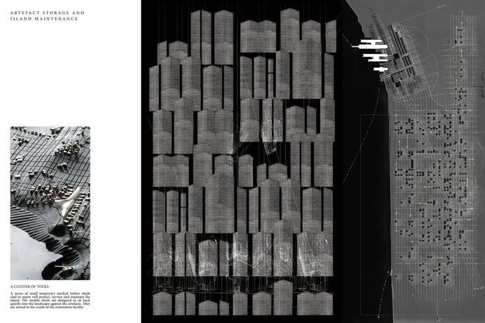 Presidents Medals: Kizhi Island - Artefact Storage and Island Maintenance #urban