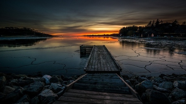Beautiful Landscapes by Richard Larssen #inspiration #nature #photography #landscape