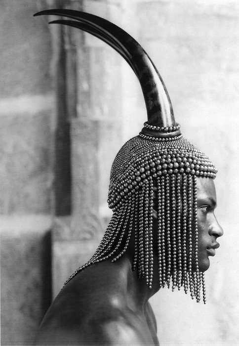 gretchenjonesnyc:epic inspo #beads #silver #horns